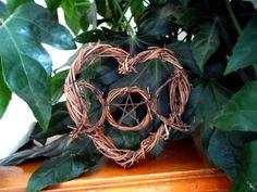 Triple Moon Goddess & Heart