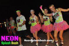 Neon Splash Dash Cannot wait until Sat Girls @Rachel Pentico @Jeri Kane @LyDora Fulks
