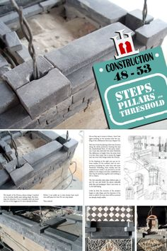 Construction Materials, Stone, Projects, Rocks, Rock, Tile Projects, Stones