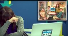 "Video: ""Teens React to 90s Internet"" by TheFineBros 