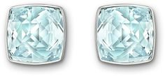 Perfect for Bridesmaids or Brides at a mint wedding  Swarovski: Tempo Studs Antique Green 1169507  https://johnsonsjewellers.co.uk/swarovski-tempo-studs-antique-green-1169507