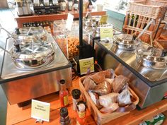 Soup Bar? Help your customers take it to-go with Soup N Serve!