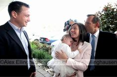Tony Abbott #KissingMoms He Doesn't Know Nor Related To #auspol