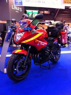 Ducati, Yamaha, Ambulance, Honda, Fire Equipment, Rescue Vehicles, Automobile, 3rd Wheel, Fire Apparatus