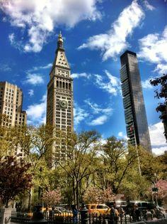 Madison Square Park  New York, NY  (Source: captusaeternum)