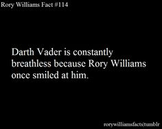 Facts about Rory Williams