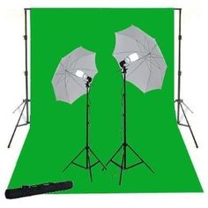 If you are into video then this is a great green screen package. The price is right!