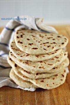 Arabafelice in cucina!: Focaccine velocissime (con l'ingrediente segreto!)...