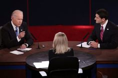 """Biden vs. Ryan Vice-Presidential Debate Fact-Check: Who Lied?  by Caitlin Dickson , Abby Haglage Oct 12, 2012 1:30 AM EDT  Biden exaggerated a few of Romney's statements and Ryan got some unemployment numbers wrong. The Daily Beast turns to the Internet's most reliable fact-checkers for the vice-presidential candidates' biggest slip-ups.  (My thoughts: """"They all mislead and lie but I would rather have a party that supports women's rights which I know is NOT a lie."""")"""