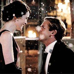 Can't wait for Downton Abbey season 3.