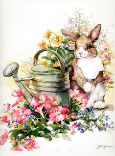 All Prints — Jodi Jensen Watercolors Art Floral, Watercolor Animals, Watercolor Paintings, Watercolors, Animal Drawings, Art Drawings, Lapin Art, Rabbit Art, Bunny Art