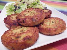 Cantinho da Somi: Hambúrgueres de grão