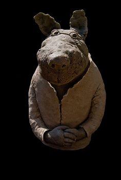 Sculpture de Sophie Favre