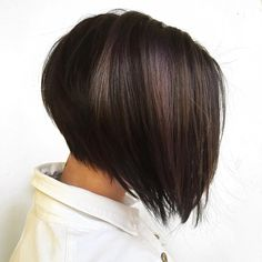"""Get tons of volume with a short hairstyle using a 3"""" round brush. Bridal Hair Pictures, Round Brush, Matrix, Models, Wedding Hairstyles, Short Hair Styles, Braids, Hair Color, Shorts"""