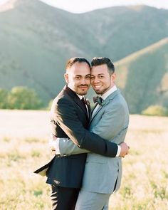 Jose and Joel, Martha Stewart Weddings, Winter 2012
