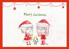 메리크리스마스 카드
