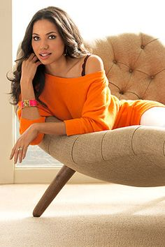 Jurnee Smollett-Bell - If there is anyone who can pull off an outspoken diva personality that is Ulanda Jefferson, Jurnee is totally that young woman.