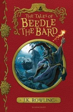 The Tales of Beedle the Bard by J.K. Rowling https://www.amazon.co.uk/dp/1408880725/ref=cm_sw_r_pi_dp_x_5grfyb6NKA5V7