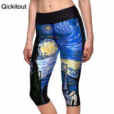 Cheap Plus tamaño Caliente de La Manera de las mujeres 7 de punto pantalones  de las 759fa403532e