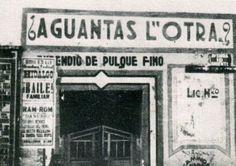Pulquerías antiguas tradicionales Pancho Villa, Le Far West, Baja California, Cancun, Culture, Vintage, Mexican Revolution, Mosaic Stairs, Antique Bar