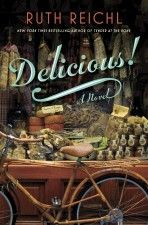 Delicious! by Ruth Reichl - the bestselling author of Tender at the Bone and Comfort Me with Apples. She was editor in chief of Gourmet magazine for ten years. She lives in New York City with her husband, son, and two cats. Visit her online at RuthReichl.com.