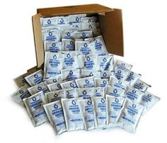 Other Emergency Gear 181415: Datrex Emergency Survival Water Pouch (Pack Of 64), 125Ml -> BUY IT NOW ONLY: $44.9 on eBay!