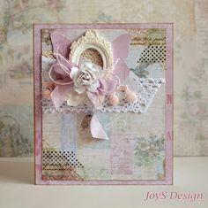 СкрапСчастье: Лифтинг открытки - Joys