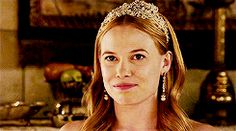 """Celina Sinden Gif Hunt """" Under the cut there are 575 gifs of Celinda Sinden as Greer of Kinross (except probably lie None of these gifs are mine. Reign Mary, Mary Queen Of Scots, Greer Reign, Celina Sinden, Caitlin Stasey, Anna Popplewell, Toby Regbo, The Lumineers, Popular People"""