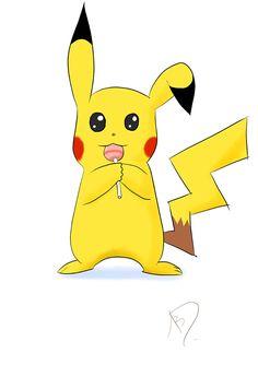 Pikachu aussi a besoin d'une pause sucrée www.bonbon-et-chocolat.com
