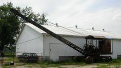Steam Shovel Register Make: Locomotive Crane Company of America in Chicago, IL Model: Little Giant Road Crane. Serial Number: 202