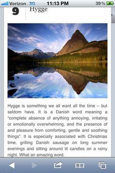 """Hygge""   skandinavisk.com"