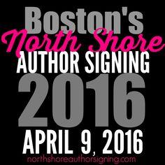 Boston's North Shore Author Signing