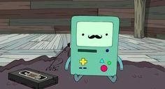 Adventure Time! - BMO