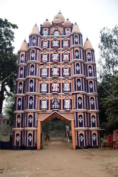 Ramna Kali Mandir or Ramna Kalibari, house of the Hindu Goddess Kali in Dhaka