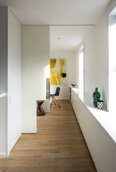 Bank Street Apartment by MKCA