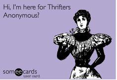 #Thrift on!