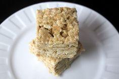 Julie's Eats & Treats: Nutter Butter Krispie Treats