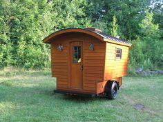 TW Tiny House Vardo Backyard Office For Sale 01