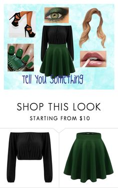 """Tell You Something"" by o-hugsandkisses-x ❤ liked on Polyvore featuring Pacifica"