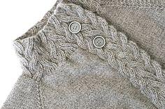 Ravelry: -tangledYARNS-'s Rosamund's Cardigan