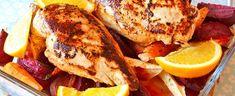 DAGENS RETT: Kyllingfilet med appelsin og ovnsbakte rotgrønnsaker - Aperitif.no