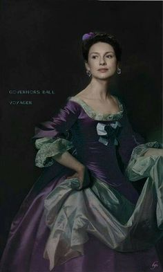 Claire is the oldest of Lydia and Charles's three girls Outlander Season 3, Diana Gabaldon Outlander Series, Outlander Book Series, Outlander 3, Outlander Casting, Voyager Outlander, Starz Series, Claire Fraser, Jamie Fraser