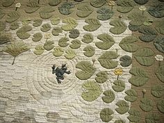 motleycraft-o-rama:  Beautiful Quilt from Tokyo Quilt Festival, via rengebatake❤️
