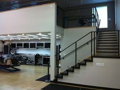 Project Garage Condo - Page 24 - The Garage Journal Board Garage Loft, Barn Garage, Garage House Plans, Garage Workshop, Garage Storage, Metal Building Homes, Building A House, Garage Interior, Interior Shop
