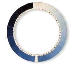 tumblr_mrtf4aCZLC1qgo2o2o1_1280  an old cyanometer for grading the blueness of your sky