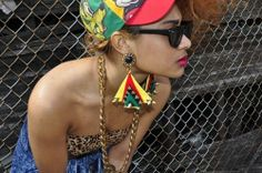 SWAG: Mulheres afro! | RedShoes