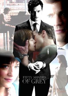 15 signs you're totally obsessed with Christian Grey and the Fifty Shades of Grey trilogy by E. Fifty Shades Series, Fifty Shades Movie, Fifty Shades Darker, Jamie Dornan, Sr Grey, 50 Shades Trilogy, Shades Of Grey Book, Ana Steele, Image Film