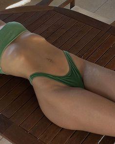 Amanda Khamkaew, Swimsuits, Bikinis, Swimwear, Good Habits, Sport Motivation, Peep Toe, Sandals, Heels