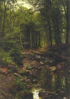 Art and Influence: Peder Monsted Master of Landscapes