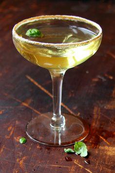 Pernod and Herb Cocktail | SAVEUR